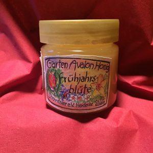 Probieren SIe den Honig aus dem Garten Avalon und vieles mehr...
